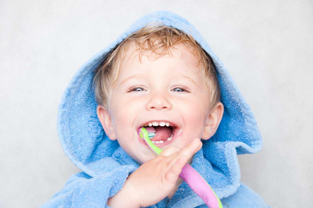 bambini nello studio dentistico smile gallery
