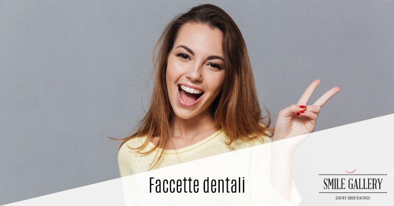 Faccette dentali: costo e vantaggi