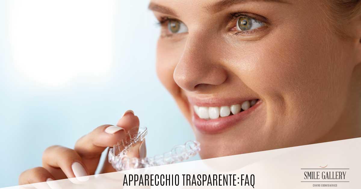 Apparecchio trasparente: FAQ | Smile Gallery