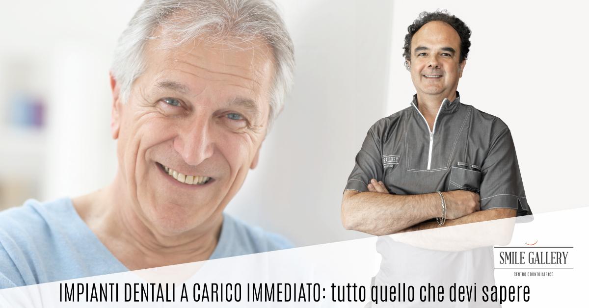 impianti dentali a carico immediato | Smile Gallery | Dentista a Verona